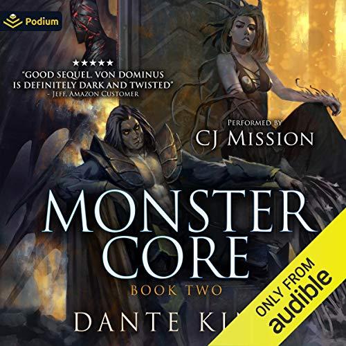 Monster Core 2 cover art