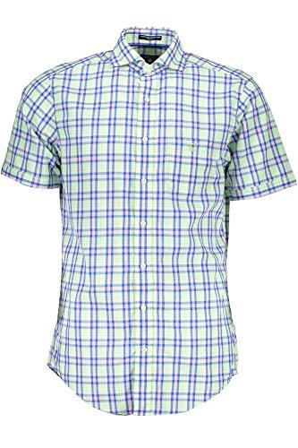 GANT 1601.300551 Camisa con Las Mangas Cortas Hombre
