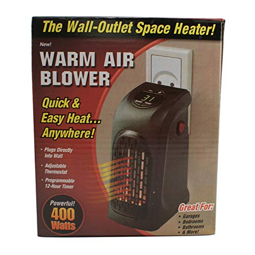 Warm Air Blower Wall Outlet Space Heater