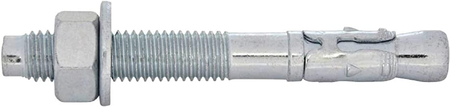 20Stk Maueranker M8 100x10 mm Mutterschraube Spreizanker Betonanker Bolzenanker