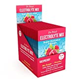 Electrolyte Mix, Raspberry Electrolyte Powder | 30 Packets, Hydration Keto Electrolyte Drink Mix | Zero Sugar, Non-GMO, 72 Trace Minerals Plus Potassium, Magnesium, Calcium and Sodium