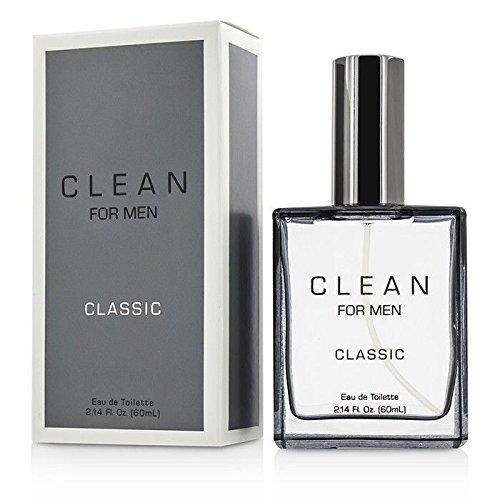 Clean For Homme Classic Eau de Toilette 60 ml