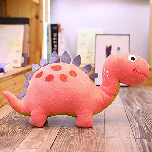 Lavquz Dinosauro Giocattolo Carino Animale Cuscino Giocattolo Coppia Regalo 30 cm