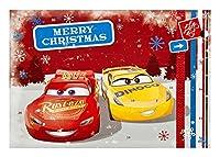 Riempito con 24cancelleria sorprese Motivo: Disney Pixar Cars Confezione: 1portachiavi, 1diorama, 1temperamatite, 3gomma, 1puzzle colorato, 2puzzle, 3Mini timbri, 1Mini dispenser con nastro e molto altro Dimensioni: 35x 32x 4cm Adatto per...