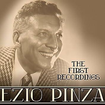The First Recordings: Ezio Pinza