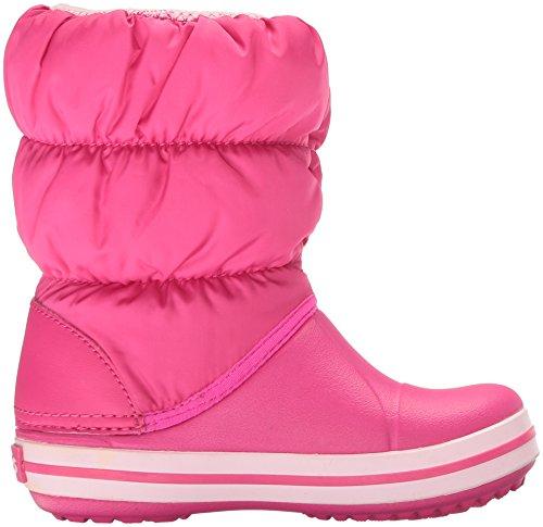 crocs Winter Puff Boot Unisex-Kinder Schneestiefel - 7