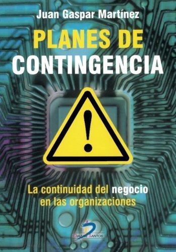 ebook Planes de contingencia