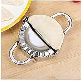 Polpetta stampo utensili in acciaio inossidabile creatore della polpetta di pasta torta Ravioli creativo Dumpling Premere S