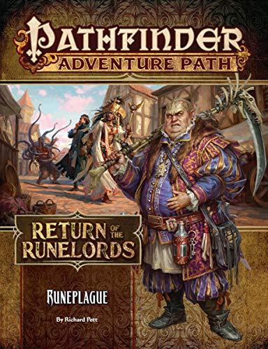 Pathfinder Adventure Path: Runeplague (Return of the Runelords 3 of 6) (Pathfinder Adventure Path 135)