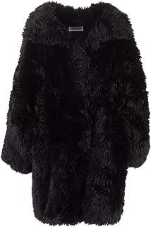 Balenciaga Luxury Fashion Womens 583877TFQ111000 Black Coat   Fall Winter 19