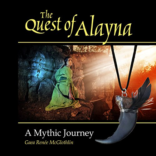 The Quest of Alayna audiobook cover art