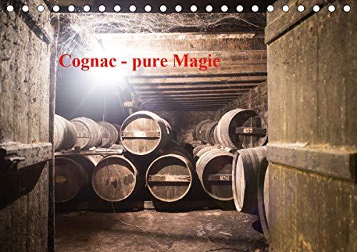 Cognac - pure Magie (Tischkalender 2021 DIN A5 quer)