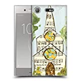 Head Case Designs sous Licence Officielle Haley Bush Page de l'hymne Peinture d'église Coque en Gel...