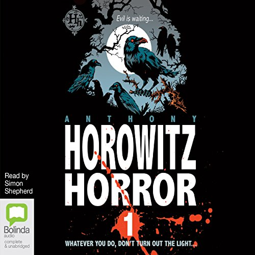 Horowitz Horror audiobook cover art