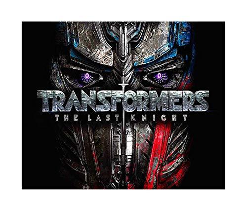 JAZC Erwachsene und Kinder Puzzle aus Holz Transformers Optimus Prime/Bumblebee 300/500/1000/1500 Dekomprimierung Spiel spielt (Size : 1000P)