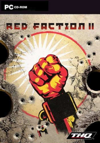 THQ 4421 Red Faction 2 pc CD-Rom