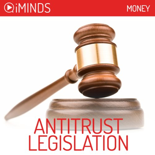 Antitrust cover art