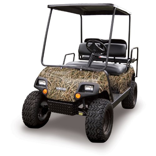 Mossy Oak Graphics (10060-SGB) Shadow Grass Blades 4' x 10' Roll Golf Cart Camouflage Kit