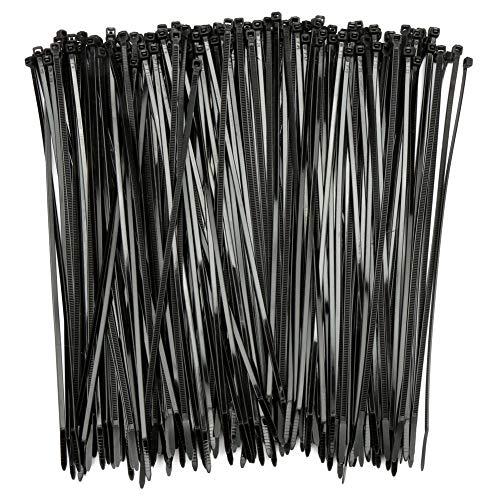 Ataduras De Cables Cable de calidad industrial lazos Negro cantidad 100x2.5mm Color 50 CL