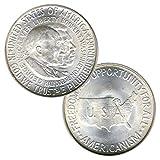 1951-1954 George Washington Carver Half Dollar Very Good