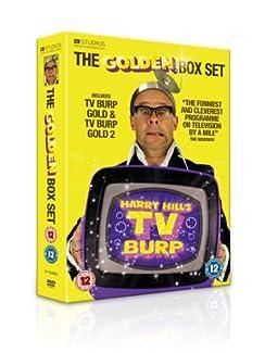 Harry Hill's TV Burp - The Golden Box Set