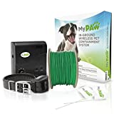 In-Ground Electric Pet Containment System
