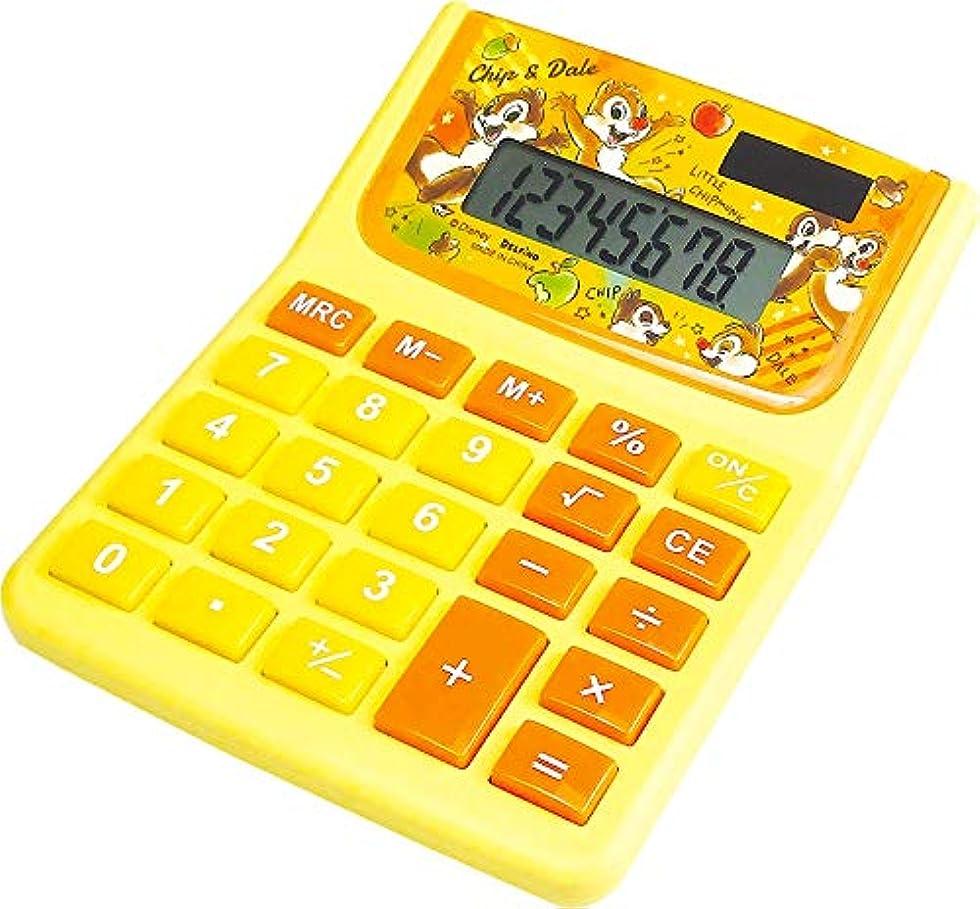 応援するハプニングレプリカディズニー 電卓 チップ&デール DZ-79771