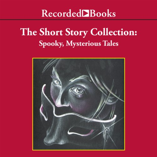 Spooky, Mysterious Tales audiobook cover art
