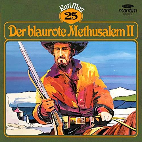Der blaurote Methusalem II cover art