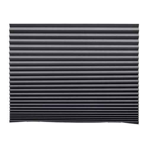 Ikea SCHOTTIS 391/4x 743/4Plissee Rollo Verdunklung Dark Gray 903.695.07