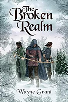 The Broken Realm - Book #3 of the Saga of Roland Inness