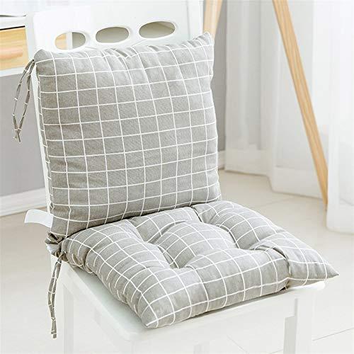 LanXin Seat pads On Chair Soft Cushion Student Chair Cushion Office Sofa Cushions Decorative Pillows For Sofa Cushions Home Decor a (Color : 8, 规格 : 40x40cm)