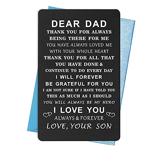Father of the Groom Thank You Gift