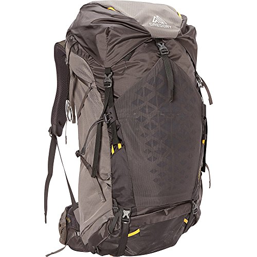 Gregory Mountain Products Paragon 58 Liter Men's Backpack, Sunset Grey, Small/Medium