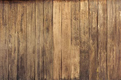 Fondo de Madera Blanco Gris tablón Viejo Tablero de Madera Textura patrón Fiesta fotografía telón de Fondo sesión fotográfica A1 7x5ft / 2,1x1,5 m