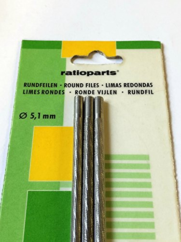 Ratioparts Rf5 Lime Ronde 5,2 mm