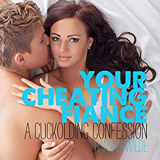 Your Cheating Fiance audiobook cover art