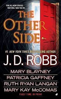 Hardcover The Other Side (Large print) Book