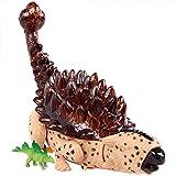 XuBa Simulierter Dinosaurier-Kinderspielzeug-Zaubernder dreht elektrische Puppe