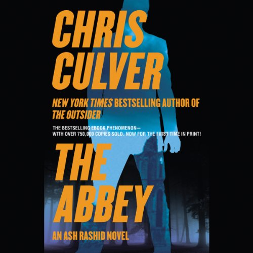 The Abbey audiobook cover art