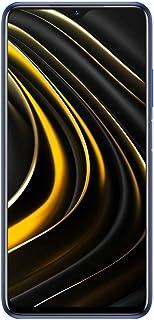 هاتف بوكو ام 3 ذكي ثنائي شريحة الاتصال الجيل الرابع ال تي اي بذاكرة رام 4 جيجا وسعة تخزين 64 جيجا (لون ازرق)