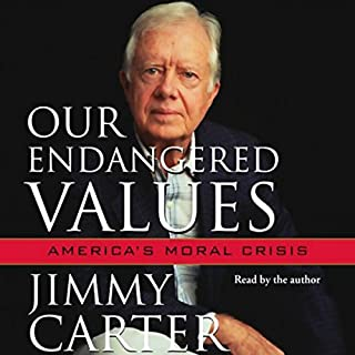 Our Endangered Values audiobook cover art