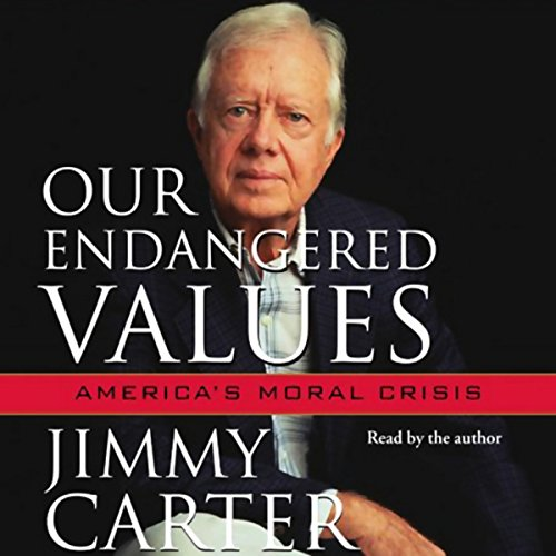 Our Endangered Values cover art