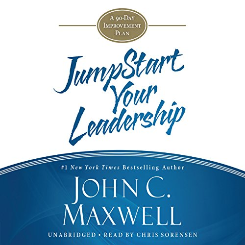 Jumpstart Your Leadership audiobook cover art