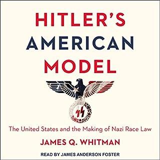 Hitler's American Model cover art