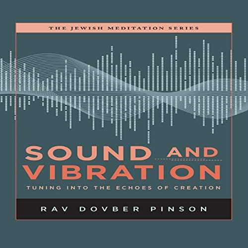 Sound and Vibration: Tuning into the Echoes of Creation audiobook cover art