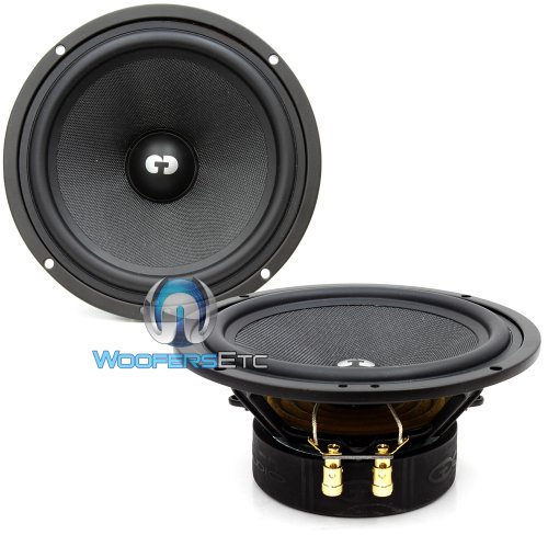 "ES-6 - CDT Audio Gold Series 6.5"" EuroSport Midbass driver"