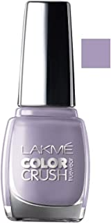 Lakmé True Wear Color Crush Nail Color, Gold 04, 9ml
