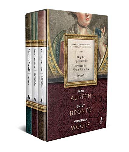 Box - Grandes escritoras da literatura inglesa