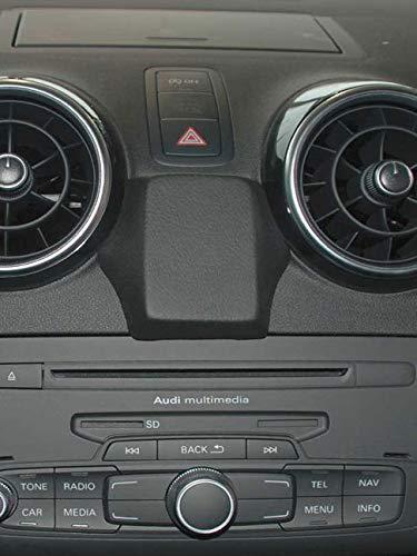 Kuda GPS-navigatiesysteem voor Audi A1 vanaf 09/2010 (kunstleer) zwart